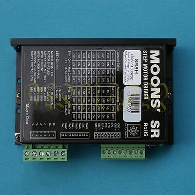 Micro Stepper Drive Step Motor Driver Sr8h For Cnc Router Laser Machine