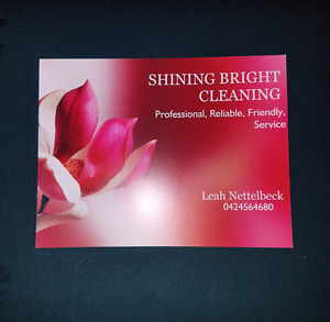 SHINING BRIGHT CLEANING Bridgewater Adelaide Hills Preview