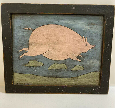 Primitives Primitive Pig