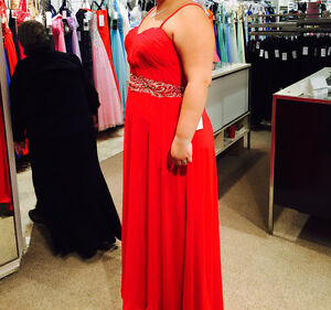 Prom dress from Hollywood
