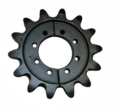 14 Tooth Split Sprocket 12 Bolt 142030 Fits Ditch Witch Trencher H400h511