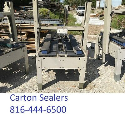 Carton Box Case Tape Sealer Packing Sealing Interpack Sealers