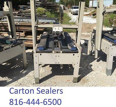 Carton Box Case Tape Sealer Packing Sealing Interpack Sealers