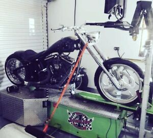 Dyno Jet Motorcycle Dyno With Trailer attachment