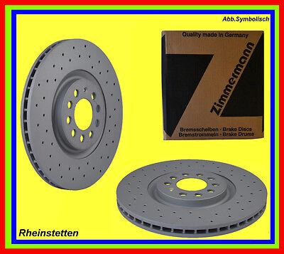 Sport-Bremsscheiben Bremsbeläge vorne Mercedes C W204 C204 E W212 220 CDI 295x28