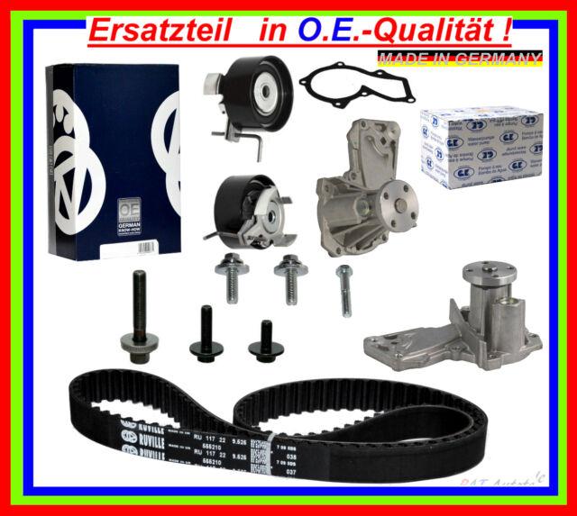 RUVILLE Timing belt kit+WAPU GK FORD B-MAX C - MAX FIESTA V VI FOCUS 2 3 MONDEO