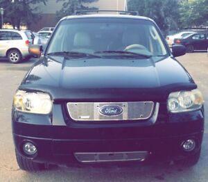 Ford escape 2005 (Limited Edition)