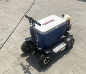 Motorised Esky