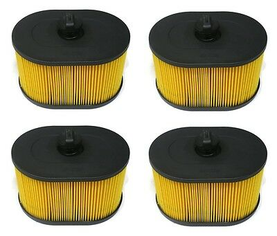 4 New Air Filters For Husqvarna K970 K1260 Concrete Cut-off Saw 510 24 41-03