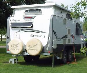 2012 Jayco Hoppers Crossing Wyndham Area Preview