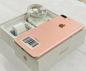 Genuine iPhone 7 plus with 256 GB  storage