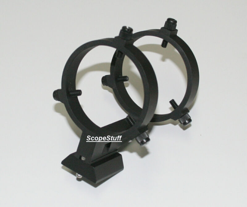 ScopeStuff #FRS8 - Finder Scope Mount for Dovetail Shoes Synta/Vixen/Orion 6 Scr