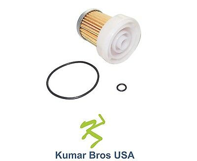 New Kubota Fuel Filter With O-rings Rtv900 Rtv-x900