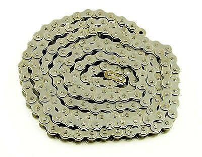 60 60-1r Roller Chain 3 Meters 10 Ft With Master Link - Standard Grade