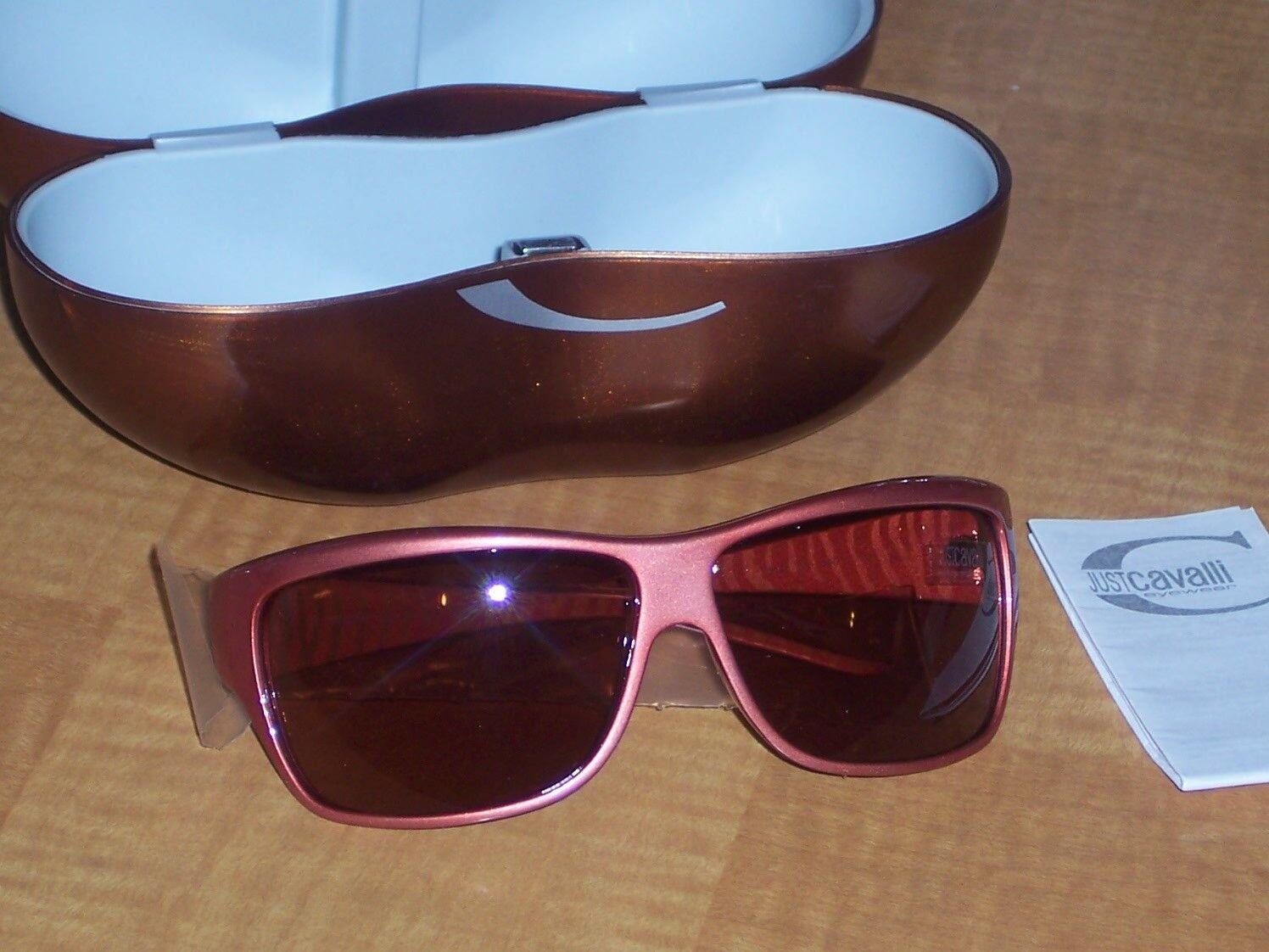 Just Cavalli Lightweight Lenses Unisex Plastic Frame Sunglasses - Uv Protection