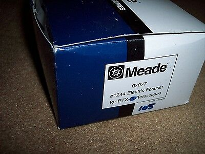 Meade Etx90 Or Etx105 Telescope Electric Focuser 1244