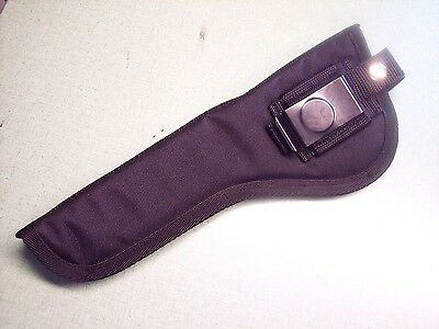 Belt Clip / Loop Gun Holster Ruger Single Six W/ 9-1/2 Barrel..made In The Usa