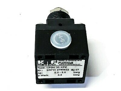 Universal Analyzer Inc. 3-36 Flowpressure Regulator 4955-0246 Nos