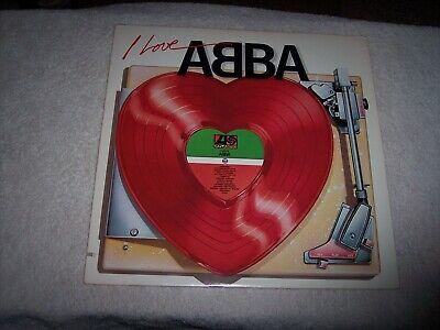 LP<<ABBA<<I LOVE ABBA    **EXC VINYL**   #550
