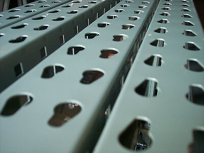 Pallet Rack 12 X 36 Upright Frame