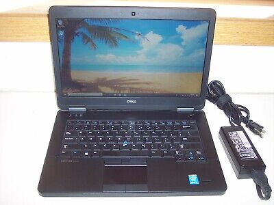 "Dell Latitude E5440/1.9ghz Core i5 4th gen/8GB/320GB/14""/WIN10PRO-NICE!!!"