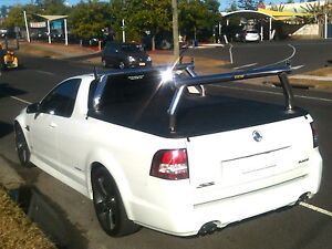 BRAND NEW - Tradesman / Ladder rack set - Holden Commodore VE VF Mermaid Beach Gold Coast City Preview