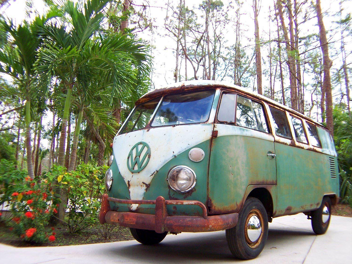 1965 Volkswagen Bus/Vanagon  1965 VW T1 Split Window Microbus, Restauration Project, 80 pics,