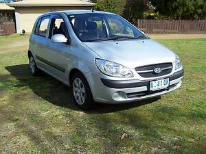 2009 Hyundai Getz Hatchback Sandford Clarence Area Preview