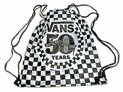Vans Benched Bag 50 Years Off the Wall Since 1966 Skateboard