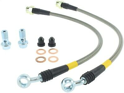 StopTech 950.58500 Stainless Steel Braided Brake Hose Kit
