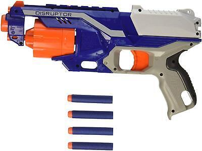 Nerf N Strike Strongarm Elite Blaster Dart Disruptor Gun Toy Blasters Kids Darts - Nerf Guns Elite