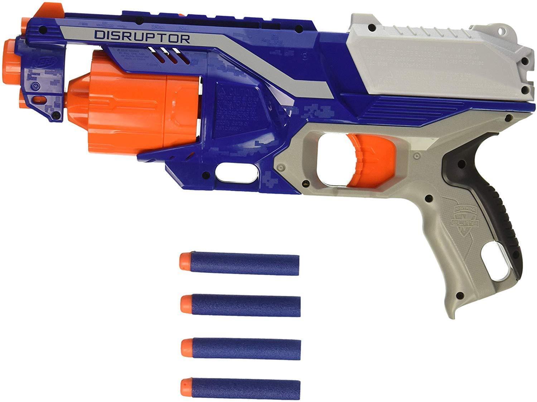 n strike strongarm elite blaster dart disruptor
