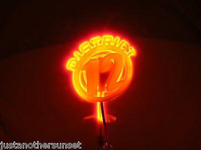 Hunger Games Light Bulb Katniss District 12 Party 120V Decoration Peeta Room - Hunger Games Decorations