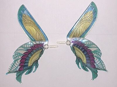 Monster High Garden Ghouls Cleo de Nile Doll Fairy Wings Replacement Part NEW](Monster High Cleo Dolls)