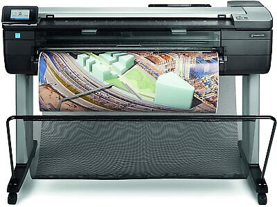 Hp Designjet T830mfp 36 Inch Plotter Copier Scanner Wide Format Free Delivery