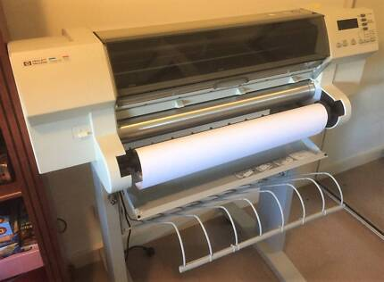 Printer Plotter Ink Jet Model HP 750C to suit A1 & smaller sizes