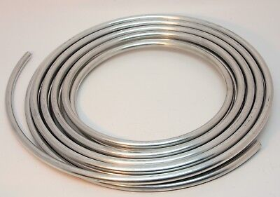 3003-0 Aluminum Round Tubing 14 With 0.032 Wall Sold By The Foot
