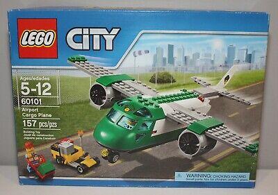 Lego City 60101 Airport Cargo Plane - new/sealed