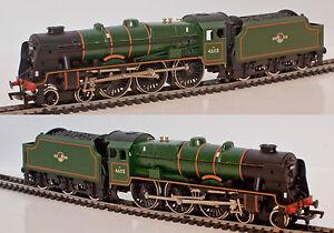 MAINLINE RAILWAYS REBUILT ROYAL SCOT 4-6-0.
