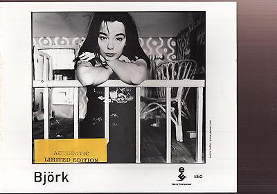 bjork limited edition press kit sugarcubes #2