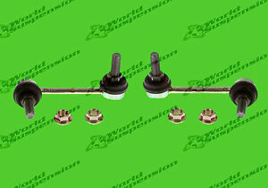 2-REAR-LEFT-AND-RIGHT-SWAY-BAR-LINK-KIT-HONDA-CIVIC-ACURA-EL-99-00