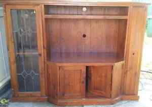 Free   TELE UNIT AND SMALL CUPBOARD Blue Haven Wyong Area Preview