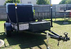 HEAVY DUTY TRAILER (REDUCED, URGENT SALE) Inala Brisbane South West Preview