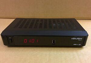Bush B320DTR Freeview+ HD Digital Smart TV Recorder -320GB with USB Media Player