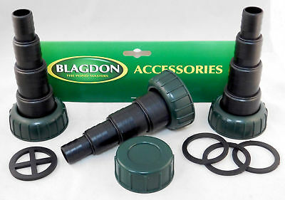 BLAGDON PRESSURE FILTER HOSETAIL KIT FITS ALL MODELS SPARE PART 1051392 POND KOI
