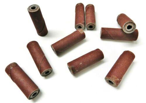 "Cartridge Rolls Aluminum Oxide 240 Grit 1-1/2"" x 1/2"" Jewelry Sanding Finishing"
