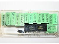 0.33 µF // 63V 50x ERO MKT 1818 Folien-Kondensatoren f RM 7.5 mm NOS Audio