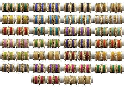 Indian Bollywood Jewelry Bangle Bracelet Wedding Bridal Diwali Designer Bangles