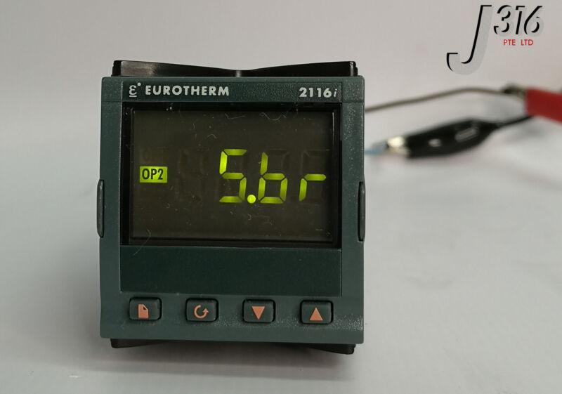2114 EUROTHERM TEMPERATURE CONTROLLER 2116I