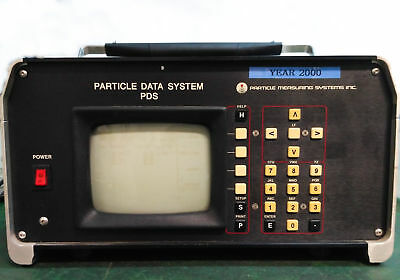 5111 Particle Measuring Systems Particle Data System Pds Pds-pb-1